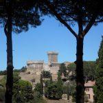 campeggio Vento Etrusco - Populonia castello
