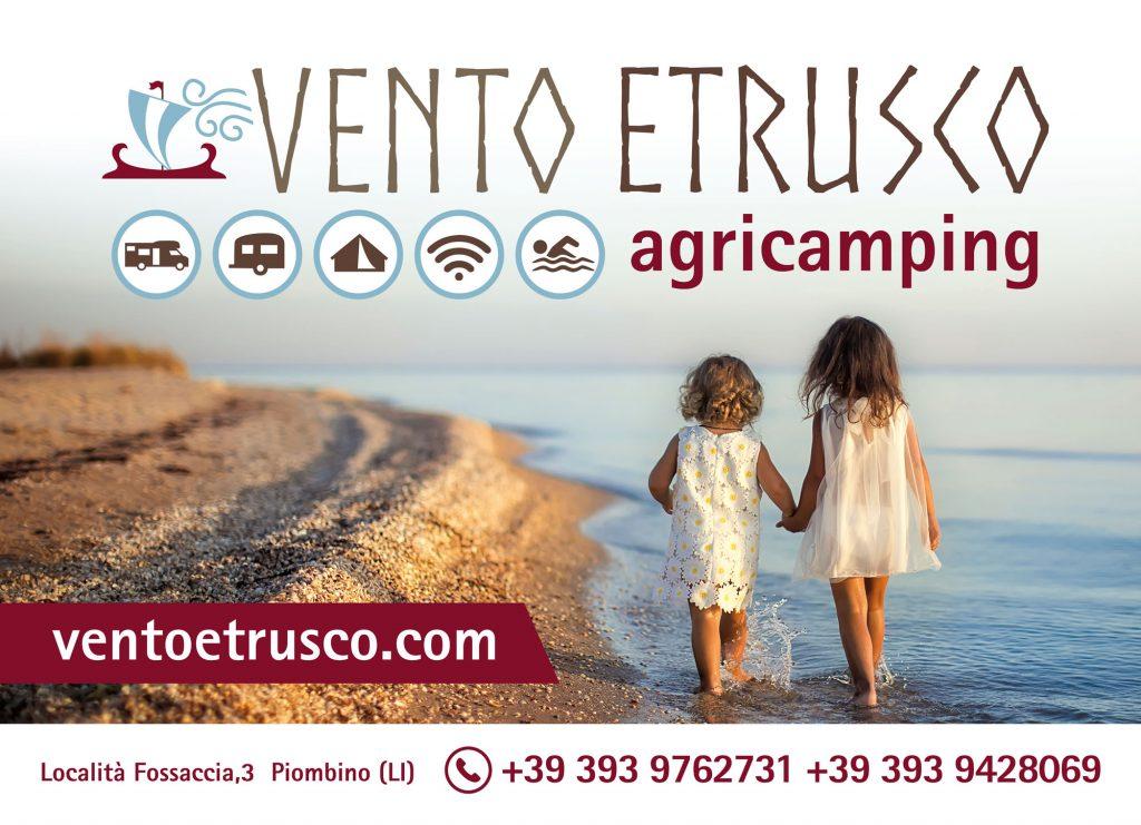 Vento Etrusco - campeggio in toscana sul mare