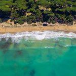 campeggio a riotorto Vento Etrusco - spiaggia baratti